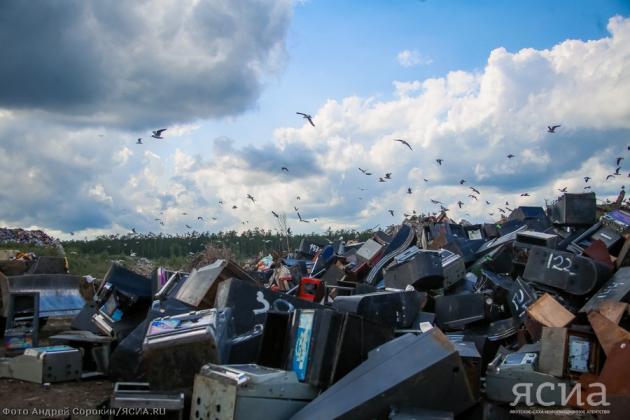 В Якутске уничтожают одноруких бандитов