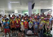 «Полярные авиалинии» перевезли 182 ребенка