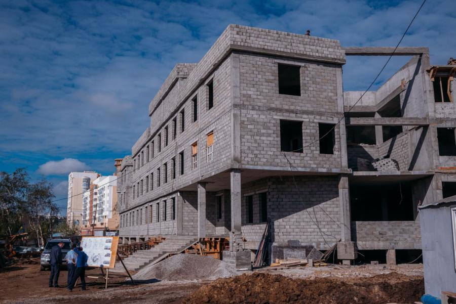 Евдокия Евсикова: У нас появилась реальная надежда, что школа №35 будет достроена