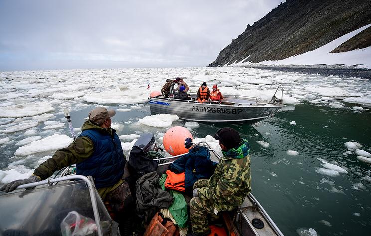 Археологи призывают активизировать работу в Арктике