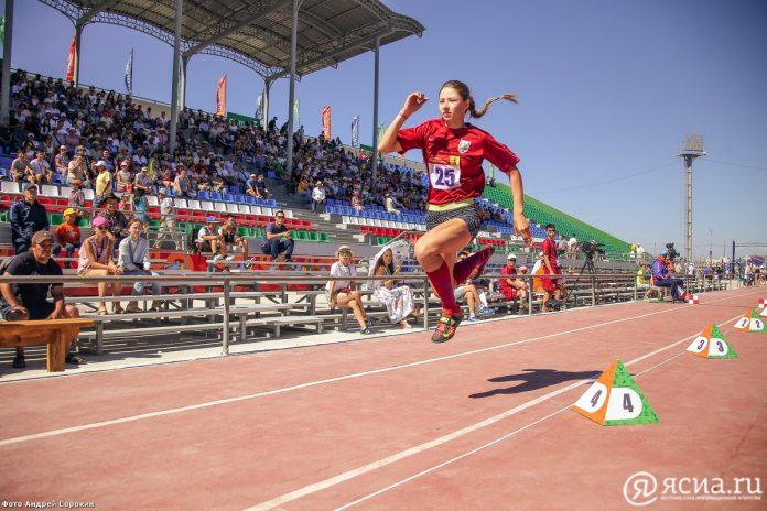 Якутская легкоатлетка Диана Адасько представит Россию на первенстве мира
