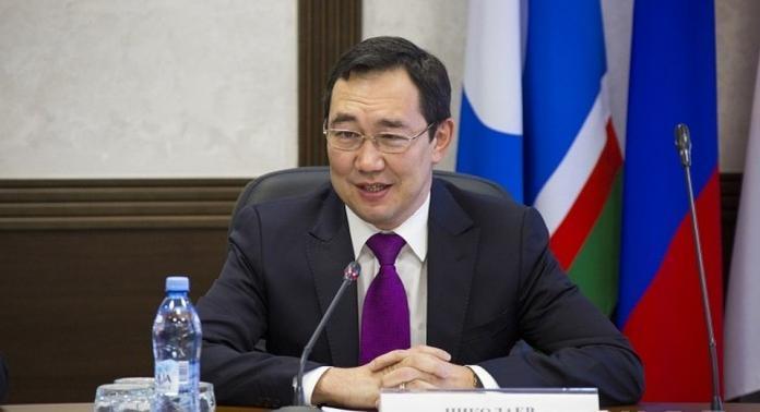 Айсен Николаев в тройке лидеров среди губернаторов в сфере ЖКХ