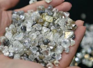 Якутянин пытался вывезти в Монголию 184 алмаза