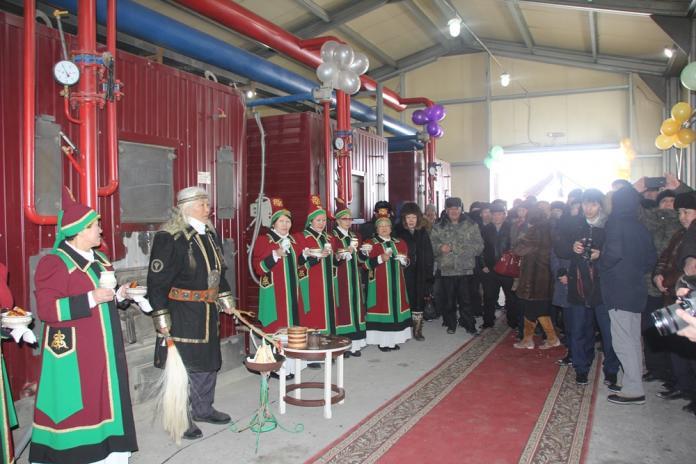 Десять котельных построено в Усть-Алданском улусе за последние пять лет