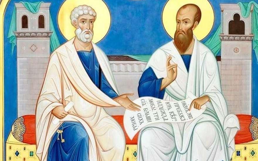 День Петра и Павла 12 июля 2015