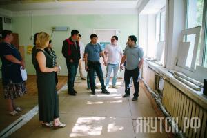 В Якутске - пик подготовки к отопительному сезону