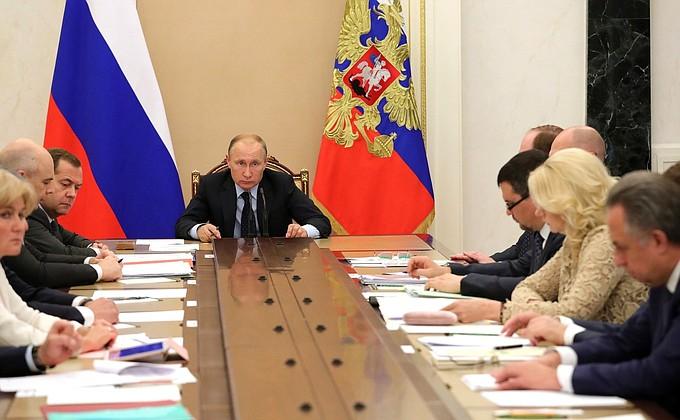 Им деньги нужны - Путин поторопил правительство с выделением средств для Якутии