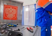 Регионы смогут сами разработать порядок видеонаблюдения на выборах