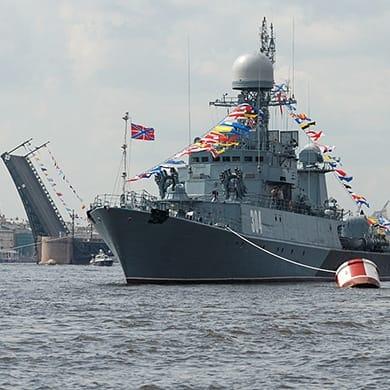 Руководство республики поздравило якутян с Днем военно-морского флота