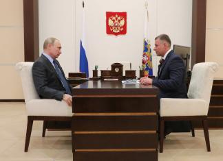 Владимир Путин поручил своевременно оповещать людей о природных катаклизмах