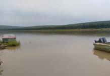 Концентрация взвешенных веществ на реке Вилюй превысило ПДК в сотни раз