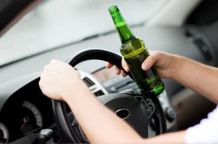 Полтора года колонии-поселения получил водитель за вождение в пьяном виде