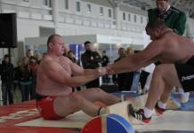 Виктор Колибабчук стал абсолютным чемпионом Европы по мас-рестлингу в Венгрии