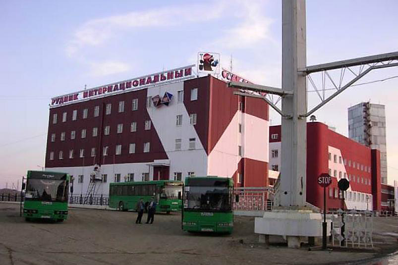 АЛРОСА временно приостановила работу рудника «Интернациональный» на срок до двух недель