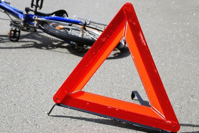 В Якутске женщина сбила девочку на велосипеде