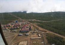 Ситуация в поселке Накын под контролем