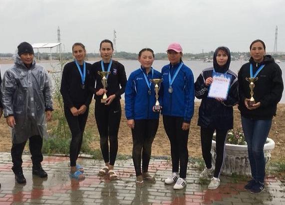 Завершился Чемпионат Якутии по пляжному волейболу