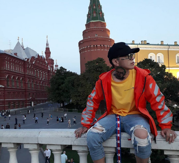 Якутский регги-исполнитель Кит Джа приехал на съемки телеконкурса
