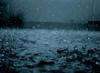 аномальный дождь