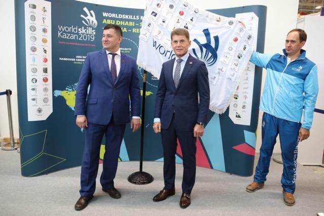 Губернатор Сахалина Олег Кожемяко: Мы рады, что WorldSkills Russia проводился у нас