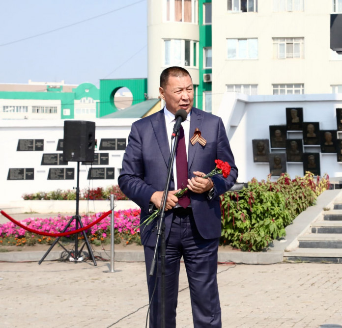 Александр Саввинов принял участие в мероприятиях, посвященных 75-й годовщине Курской битвы