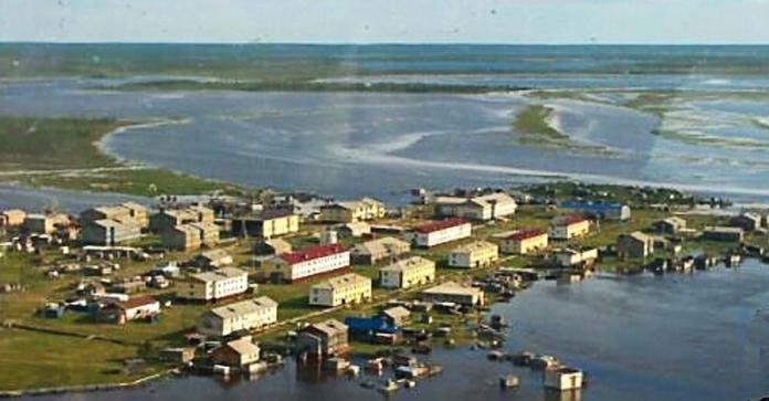 Ожидается повышение уровня воды на реке Алазея
