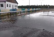 На реке Индигирка в Оймяконском районе ожидается спад уровней воды