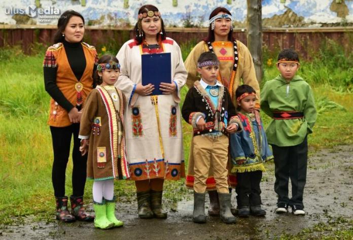 Юкагиры Верхнеколымского улуса отметили национальный праздник