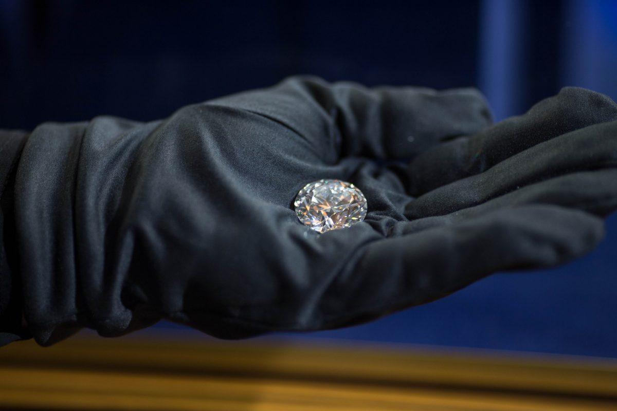 АЛРОСА продала главный бриллиант коллекции «Династия»