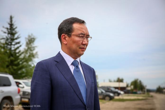 Айсен Николаев сохранил свои позиции в топ-10 медиарейтинга губернаторов РФ
