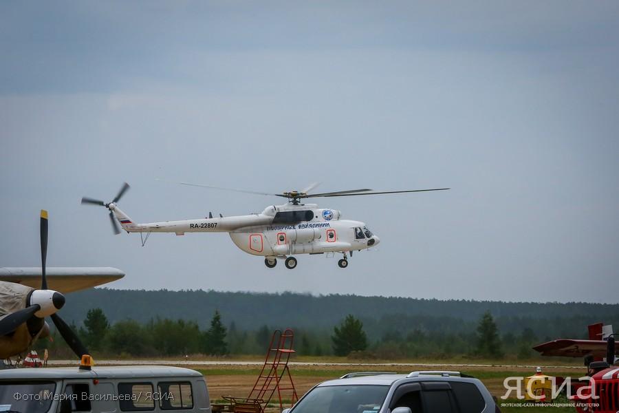С Новосибирских островов эвакуировали человека