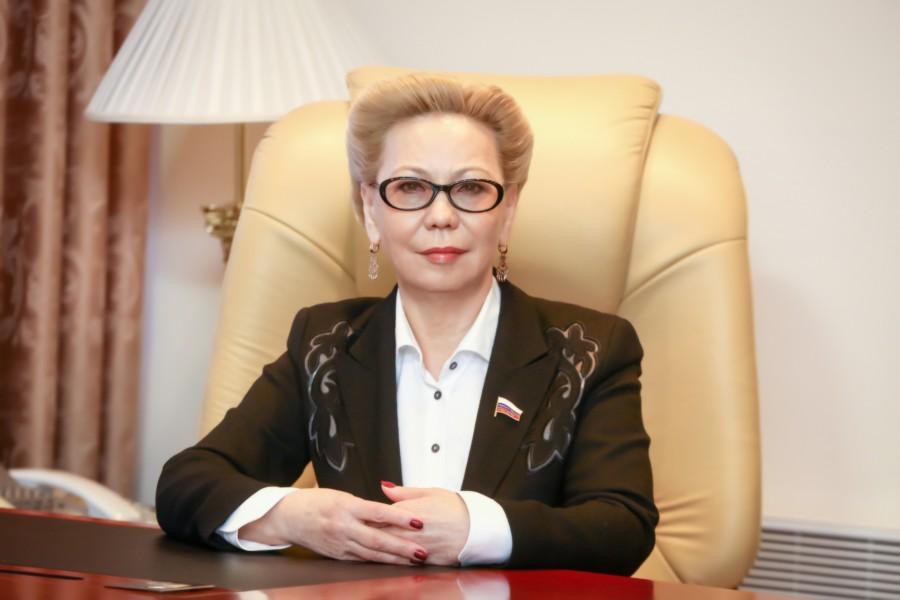 Галина Данчикова: В чем величие России