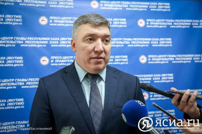 Денис Белозеров посетит Намский район с рабочей поездкой