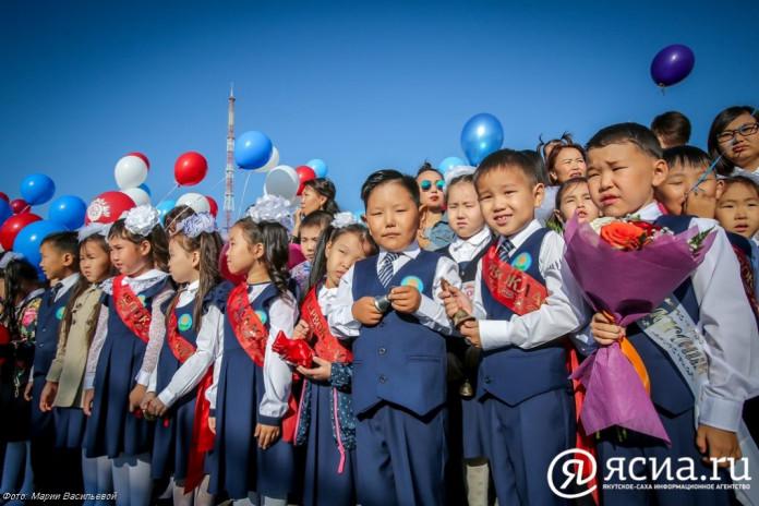 Руководство республики поздравляет якутян с 1 сентября
