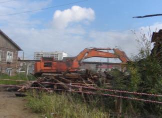 В Якутске до конца года снесут 50 аварийных домов