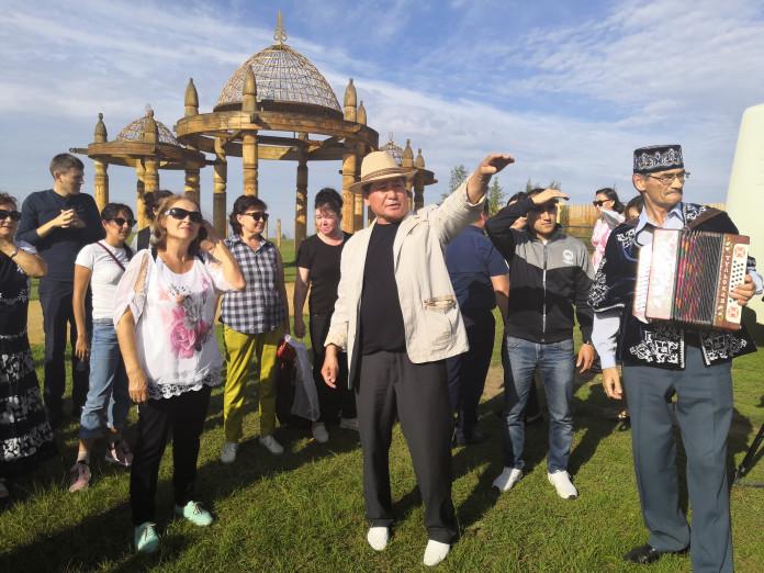 На гастроли в Якутск приехал татарский театр Камала