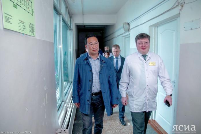 Здравоохранению Нерюнгри необходима экстренная помощь
