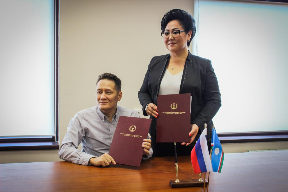 """Уполномоченный по правам человека и общество """"Движение без барьеров"""" подписали соглашение"""
