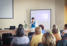 """Школа ответственного родителя провела тренинг для делегатов форума женщин """"Подруги"""""""