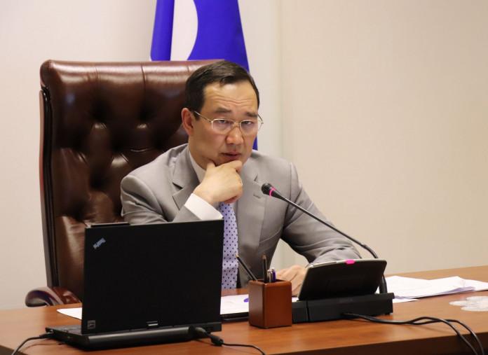 Айсен Николаев вошел в ТОП-50 губернаторов в сфере ЖКХ