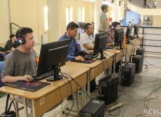 В Якутске стартовал финал чемпионата по киберспорту
