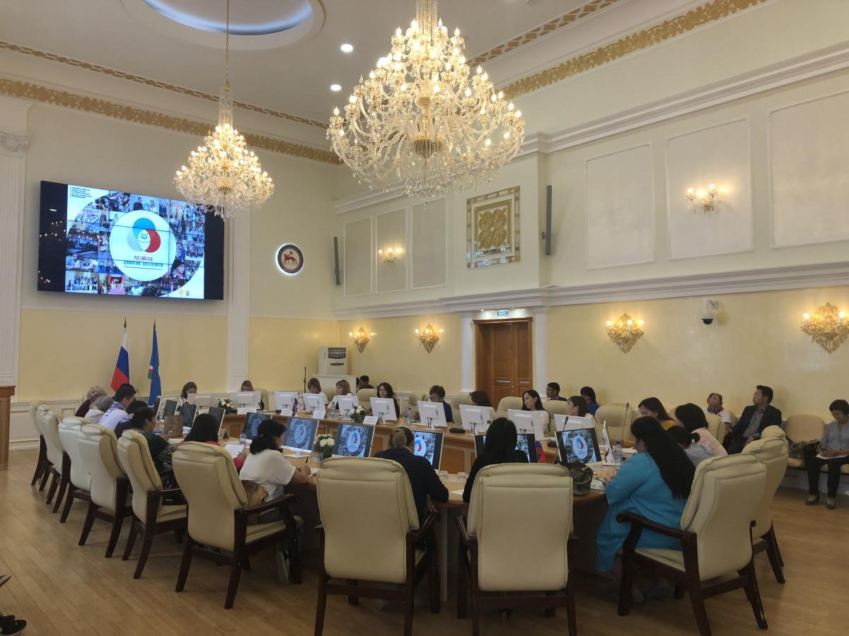 Развитие движения школьников в Якутии обсудили на переговорной площадке