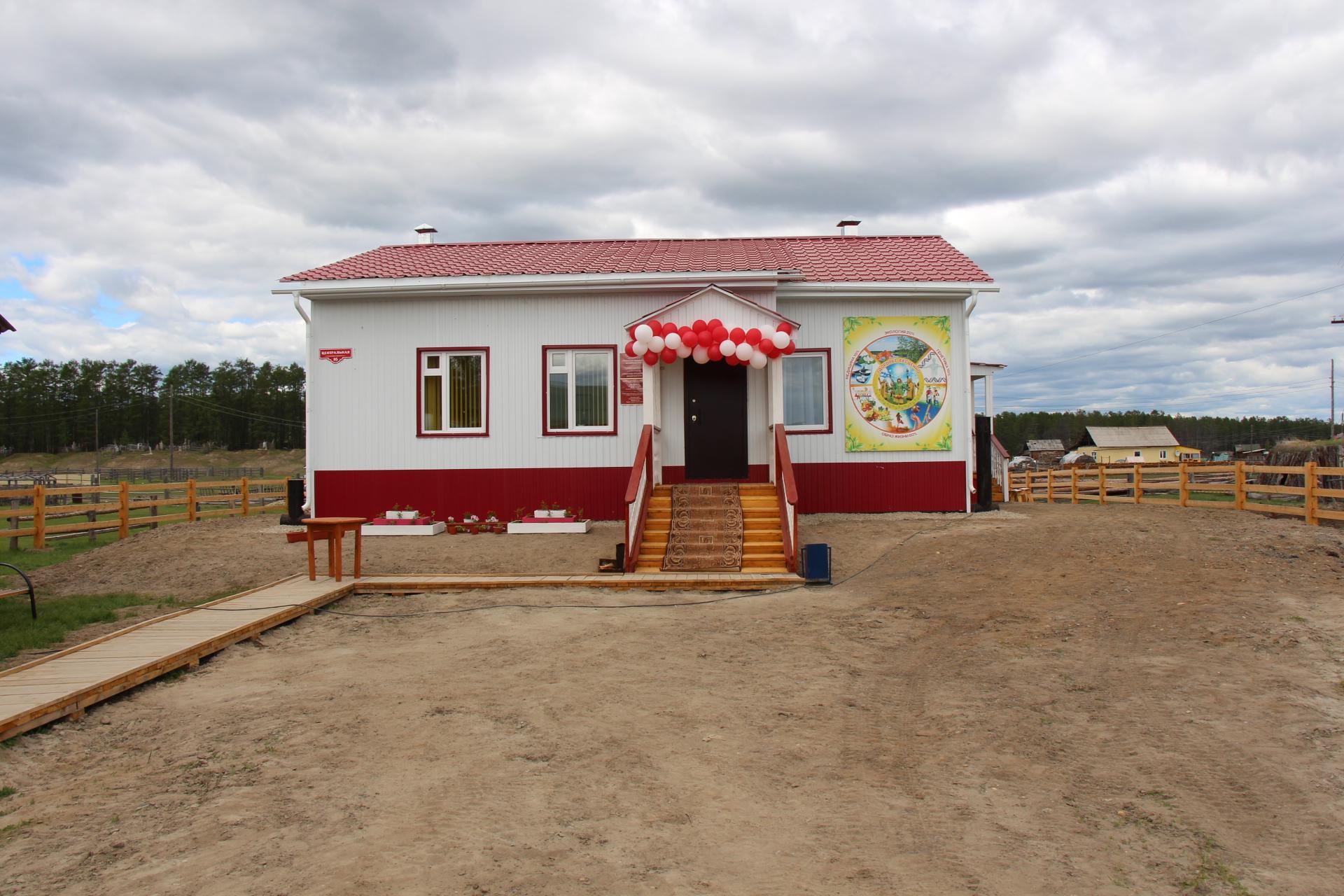 В четырех селах Якутии построят новые фельдшерско-акушерские пункты