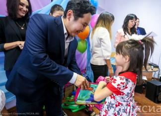 Акция«Соберем ребенка в школу» помогла 232 детям