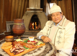 Топ-5 рецептов от мастера якутской национальной кухни Иннокентия Тарбахова