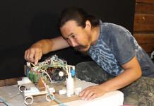В Якутии умелец создал аппарат молодости