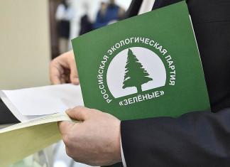 «Зеленые» не прошли: партия не принимает участия в выбора