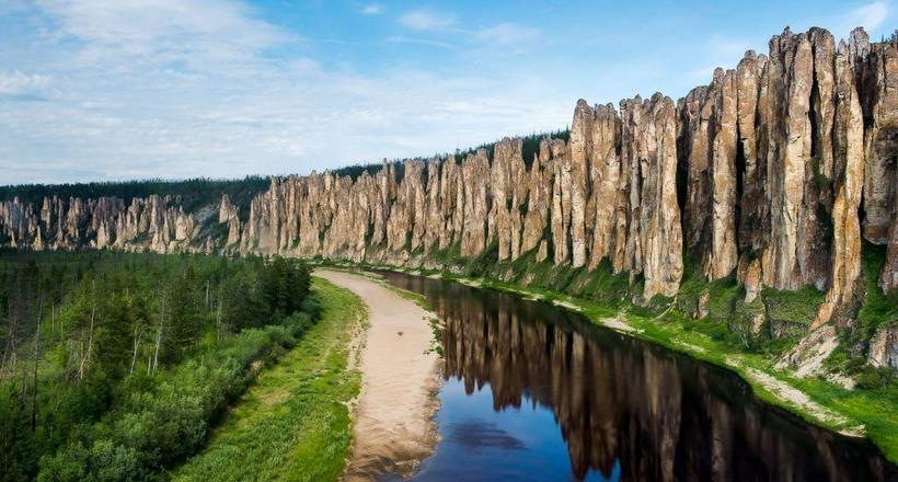 ВЯкутии будет создан национальный парк «Ленские столбы»