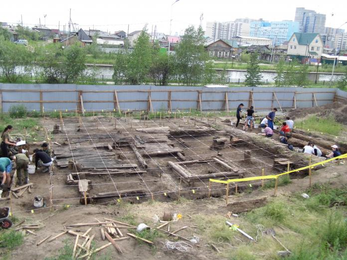 Археологи нашли вещественные доказательства возраста Якутска