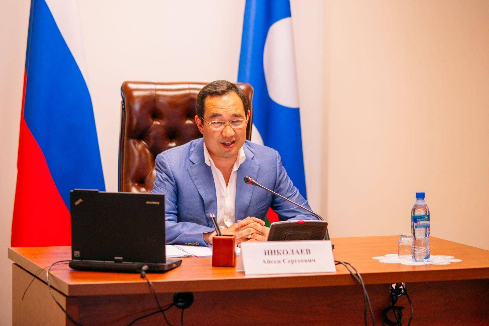 И.о. главы Якутии Айсен Николаев пересмотрел состав Алмазного совета